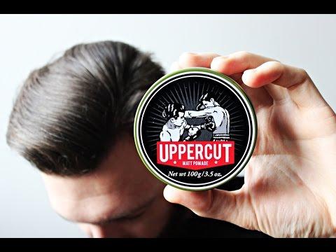 Wonderful Uppercut Deluxe Matt Pomade   Recenzja Matowej Pomady Do Włosów