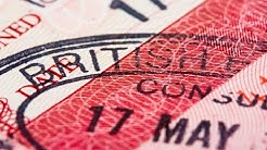 Completing UK Visa application form, all visa categories.