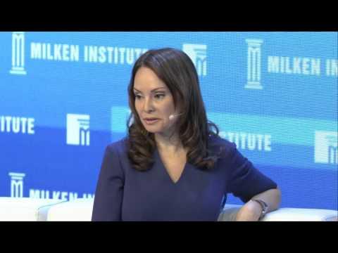 Rosie Rios On The Gender Gap