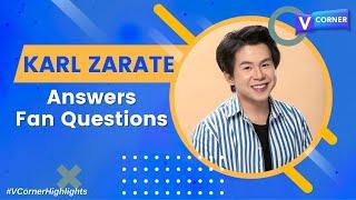 Karl Zarate Answers Fan Questions! - #VCorner