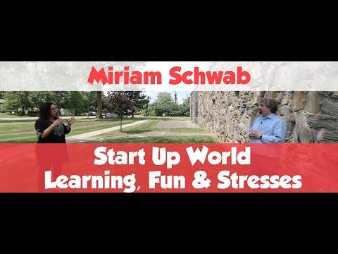 Miriam Schwab On The Startup World - Vlog #143 - YouTube