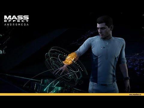 Mass Effect Andromeda #39 Фреза реликтов для добычи Гелий 3. На H - 047 с.