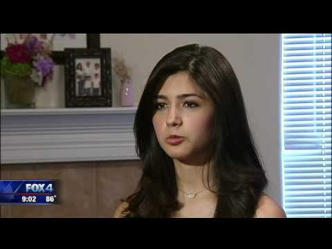 North Texas valedictorian reveals she's an undocumented immigrant