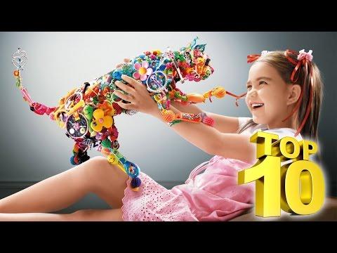 Смотреть видео интересные игрушки