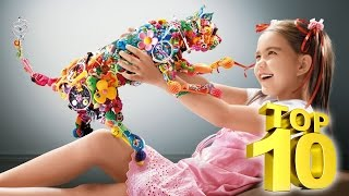 видео 10 самых знаменитых детских игрушек