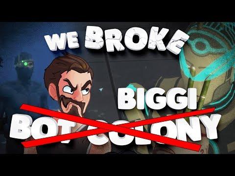 We Broke: Bot Colony (Biggi) – Horrible Speech Recognition