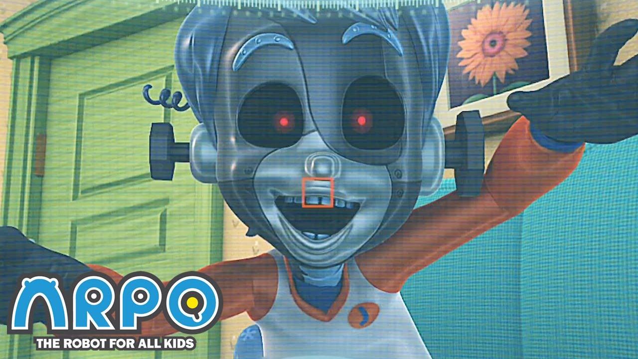 Broken Arpo! - Arpo the Robot |  Funny Cartoons for Kids | Arpo and Daniel | Kids Animation