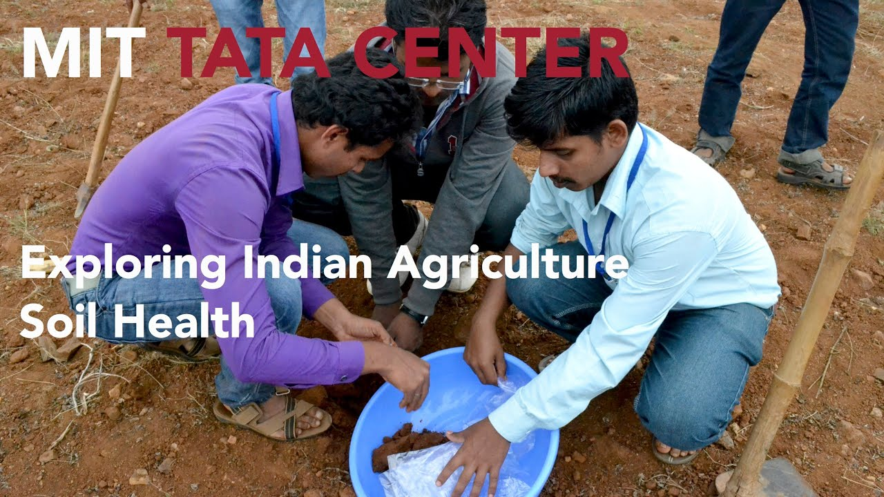 Point-of-use soil testing & nutrient management system – MIT Tata Center