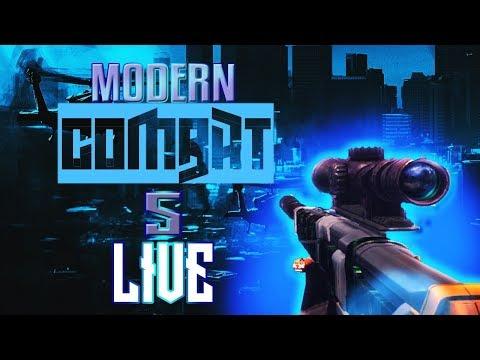 My Modern Combat 5 Stream Squads Battles with Musa