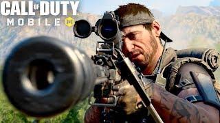 Call of Duty Mobile - JOGANDO SÓ DE SNIPER e MODO NOVO (GUN GAME)