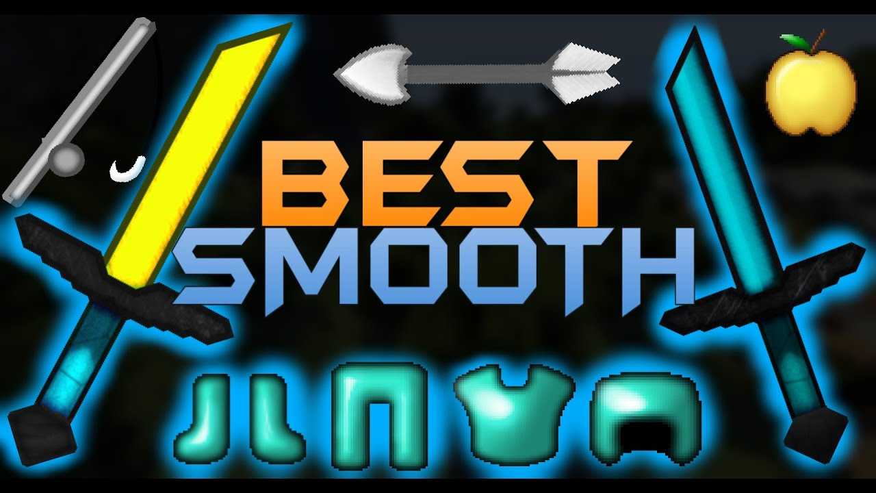 Minecraft Pvp Texture Pack Best Smooth Pvp Resource Pack 1