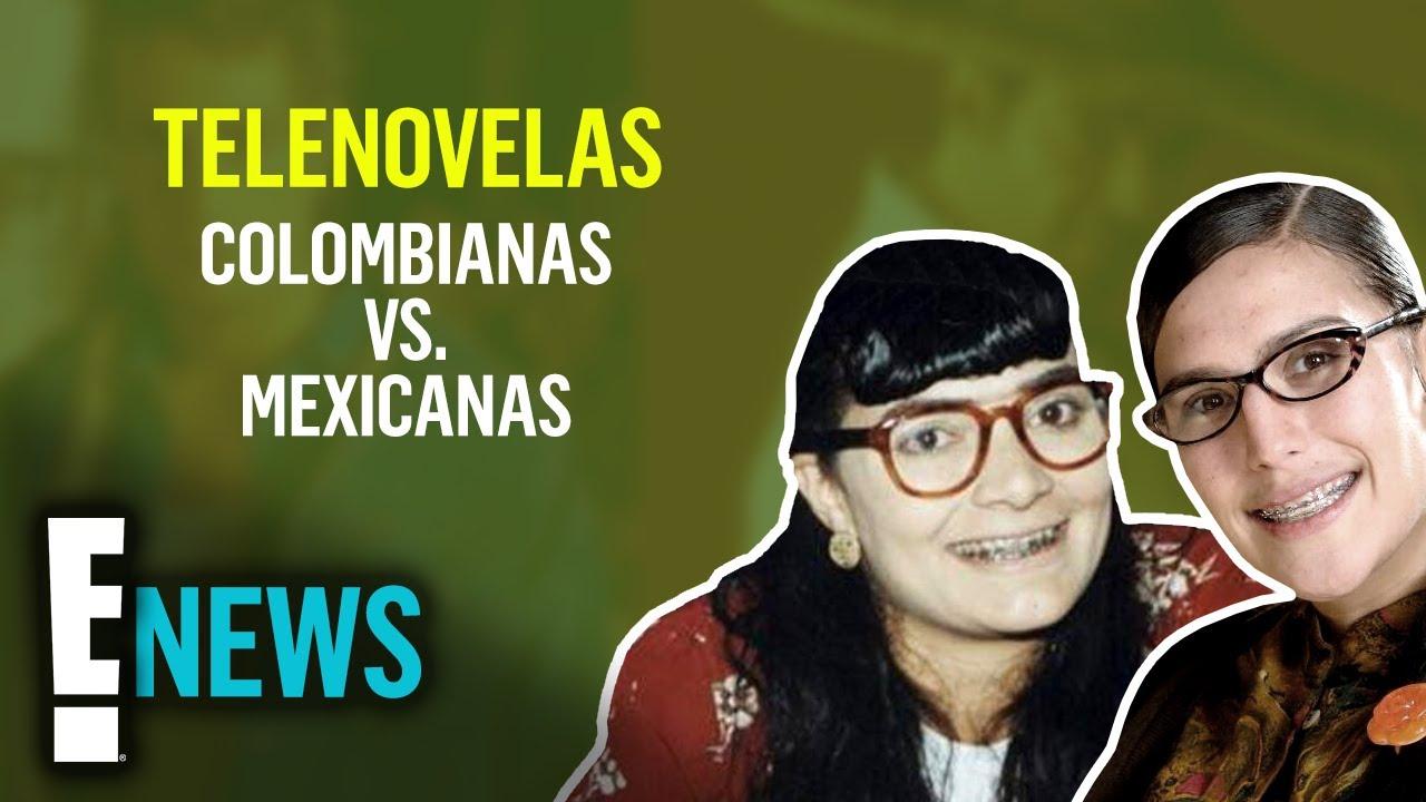 Duelo de TELENOVELAS: Originales colombianas vs. Versiones mexicanas