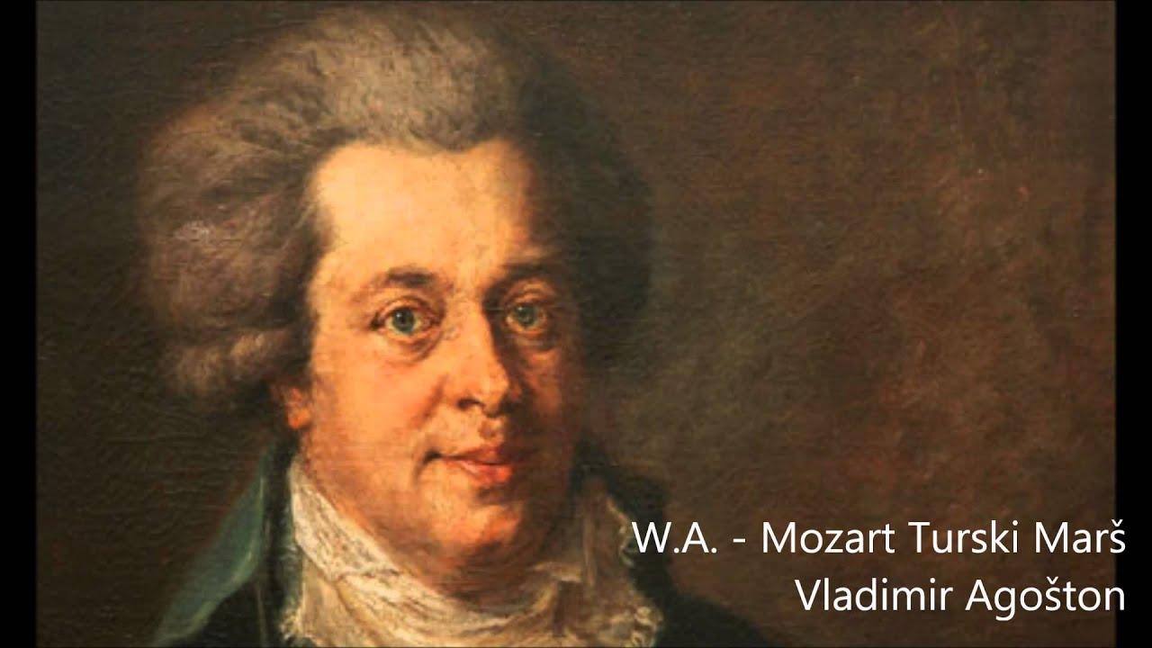 W.A. - Mozart Turski Marš - YouTube