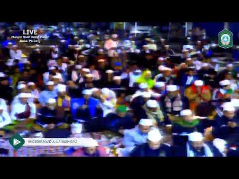 LIVE | Masjid Noor Kidul Pasar Bersholawat  @Jalan. Prof. Yamin, Kec. Klojen, Kota. Malang