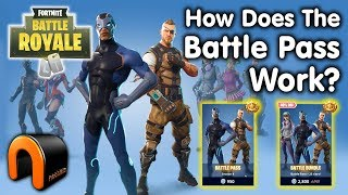 FORTNITE How Does The Battle Pass Work & What You Get!