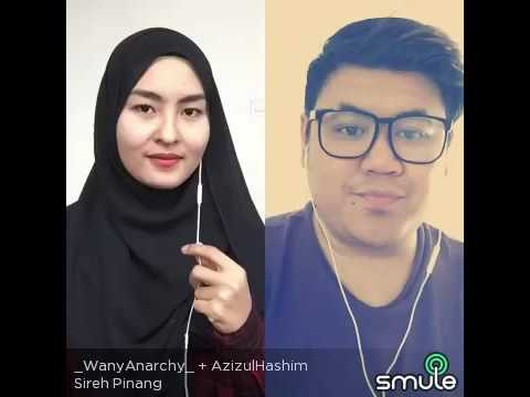 Sireh Pinang by Siti Nur Haliza (Smule Cover) - Wany Anarchy & Azizul Hashim