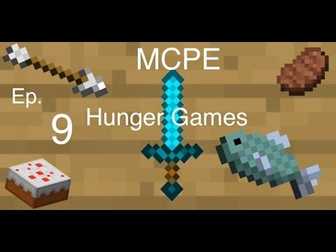 MCPE Hunger Games Series Episode 9 w/ Nolan Gaming