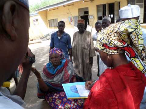 Internally Displaced Persons Camps in Maiduguri Borno-State Nigeria