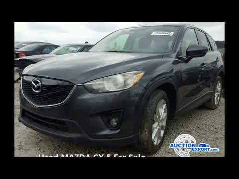 Export Car from USA to Nigeria - AuctionExport - 2014 MAZDA CX 5