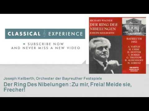 Richard Wagner : Der Ring Des Nibelungen : Zu mir, Freia! Meide sie, Frecher!