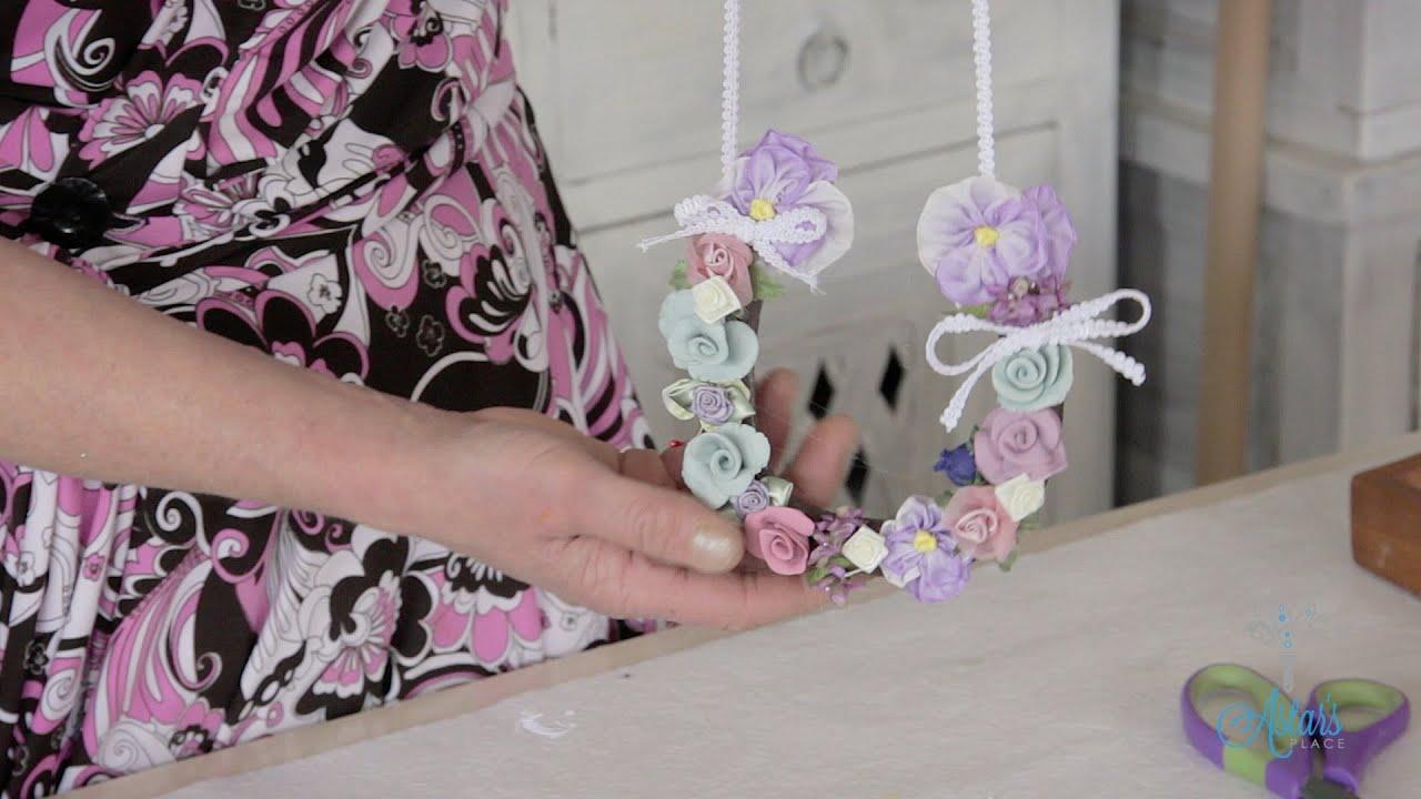 wedding ideas tutorial how to make a horseshoe talisman youtube Wedding Horseshoe To Make Wedding Horseshoe To Make #6 wedding horseshoe to make