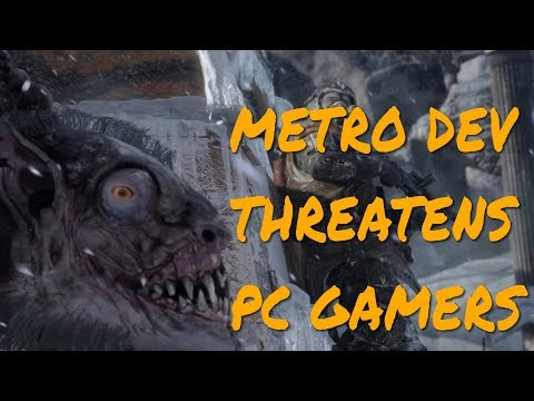 Metro Exodus, Epic Exclusivity, And Threats Of PC Ransom