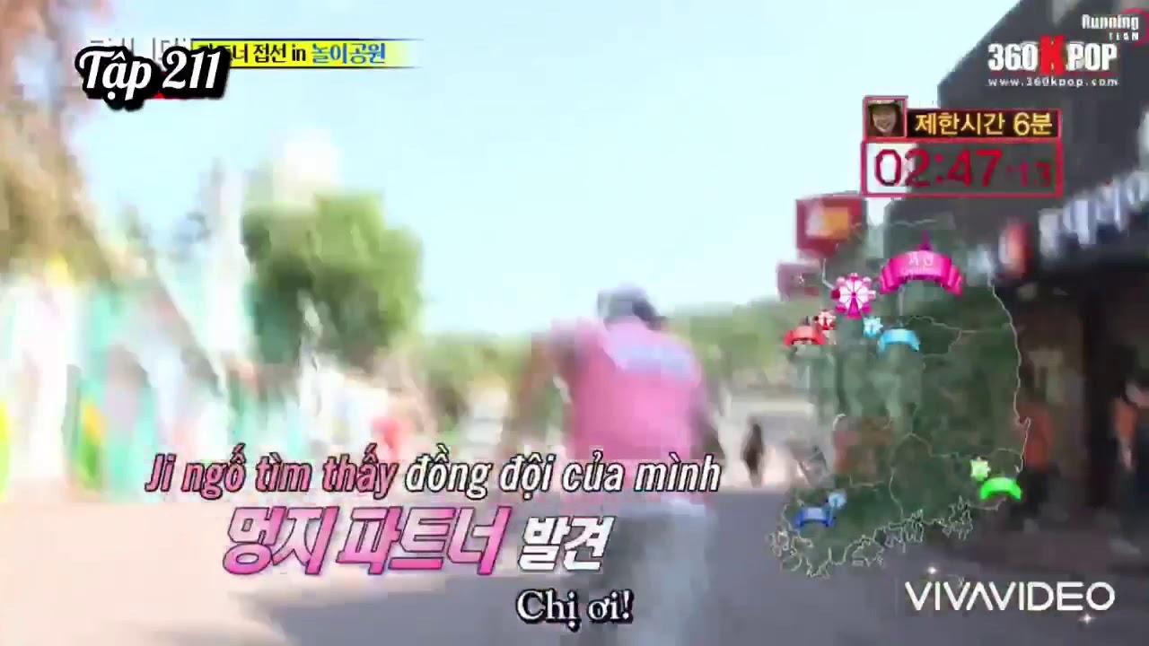 [ Running Man] Noona Jihyo và Seulong – Tập 211 #14