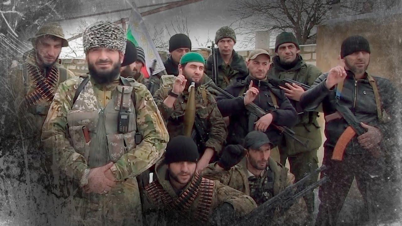 Война на Украине: кадыровцы против ичкерийцев