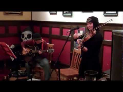 Bluegrass In The Backwoods (Halloween) - Hillary Bevels & Ben Ayers