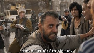Phim hành động chiến tranh Nga- Pháo đài Badaber, tập 3