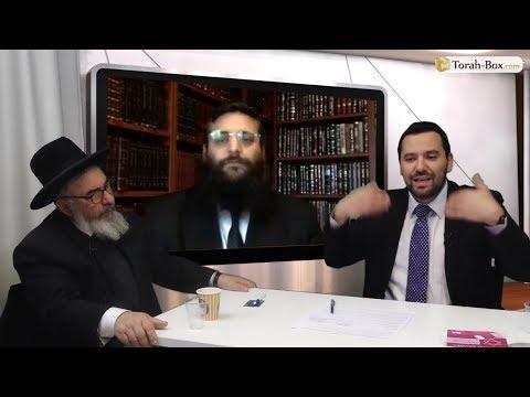 Rabbins Dans La Cité - Parlons Du Consistoire...