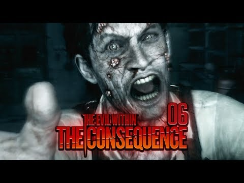 THE EVIL WITHIN: THE CONSEQUENCE [006] - Shadelings-Bekämpfung