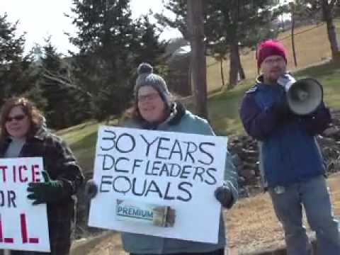 Rally at Connecticut Juvenile Training School - Middletown, CT - Issue: Racism 3