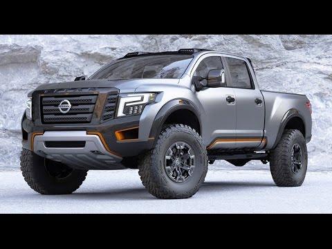 Nissan Titan Warrior Review