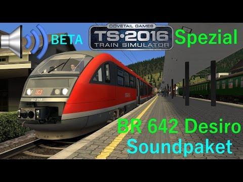 Let's Play Train Simulator 2016 Spezial [60FPS] | RSSLO Siemens Desiro Classic Soundpaket BETA  (02)