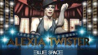 Blue Space Oficial  - Alexia Twister e Ballet -  10.12.17