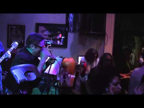 Tequila Mockingbird Santa Barbara - Halloween 2014 - Tainted Love