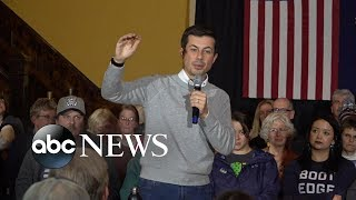 Mayor Pete surges in Iowa as Bloomberg apologizes for stop-and-frisk policy l ABC News