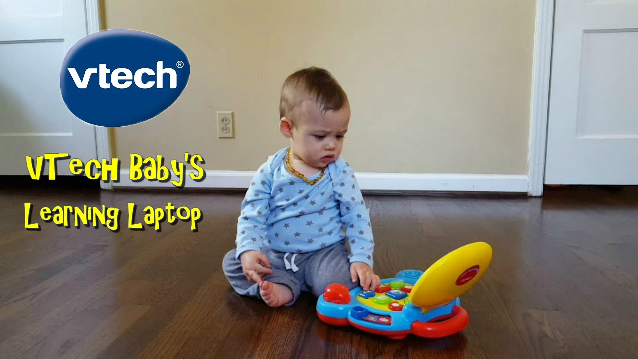 VTech Baby s Learning Laptop