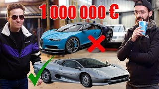 GUIDE ACHAT : Quelle voiture pour 1 MILLION ? (Oui c'est insolent) - Vilebrequin
