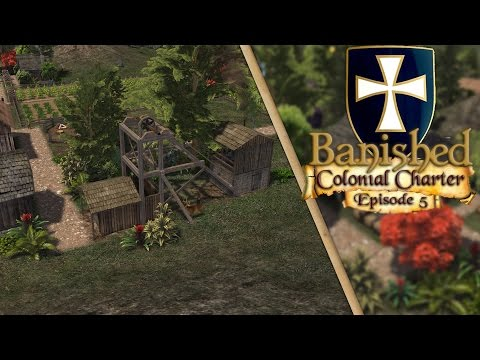 Banished: CC   Episode 5   The Copper Mine