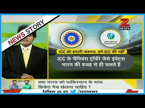 DNA: Should India boycott Champions trophy match against Pakistan?