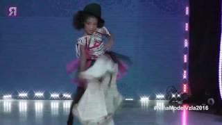 DeltaAmacuro Kayrona Vargas Prueba de Talentos BabyModelVzla2016