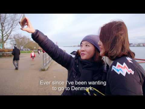 Danish design and the Norwegian fjords beat The Little Mermaid