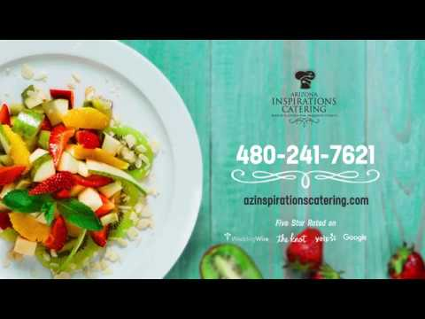 Wedding & Event Caterer | AZ Inspirations Catering