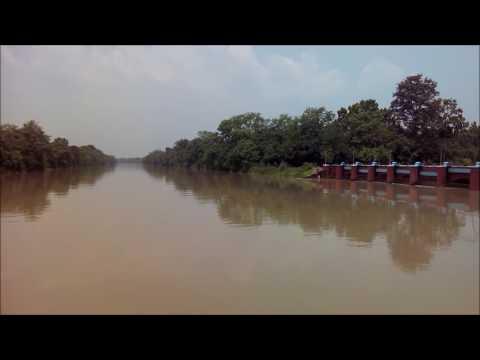 Byfurcation Sharda & Kali River,Pilibhit (INDIA-NEPAL)