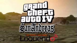 OST Loquendo GTA IV SA - Naagin the Lady Cobra