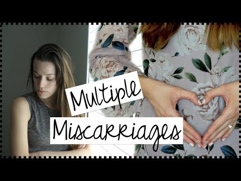 My Miscarriage Story (Two Miscarriages) + Encouragement & Hope!