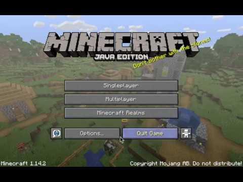 How To get Minecraft 1.14.2 Free On MAC OS/Windows (2019)