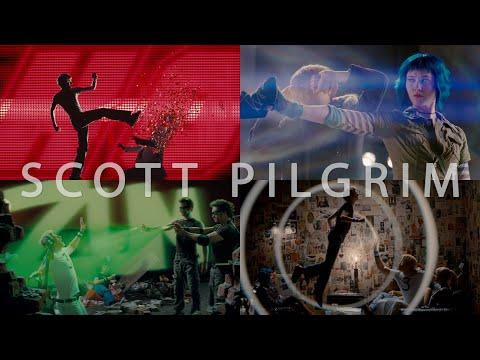 Amazing Shots Of SCOTT PILGRIM VS. THE WORLD